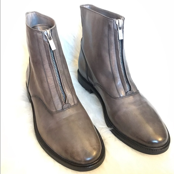 a91370c2ce1 Frye Shoes - SALE! Frye Kelly Front Zip Ankle Boots